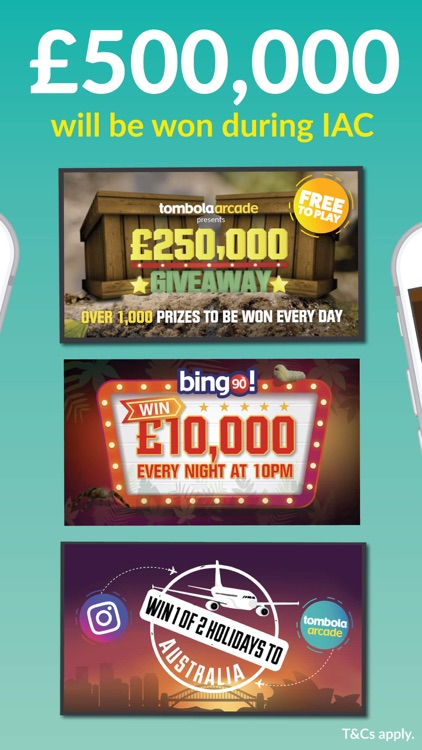 tombola bingo - UK Bingo Games screenshot-1