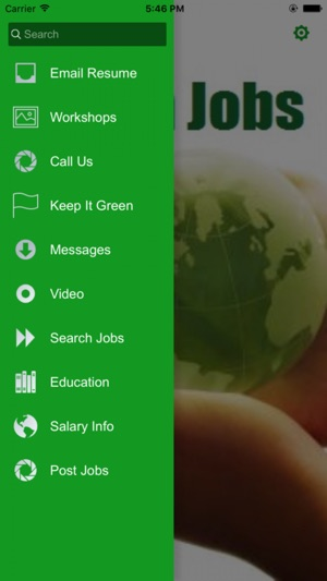 Green Jobs On The App Store