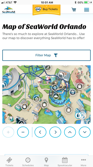 SeaWorld Discovery Guide on the App Store