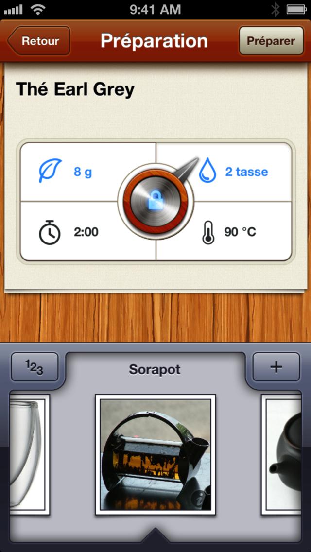 Tea : une app iPhone pour les adeptes du thé-capture-3