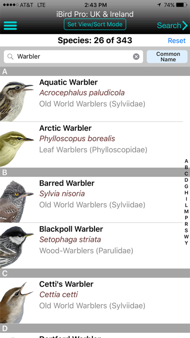 iBird UK Pro Guide to Birdsのおすすめ画像1