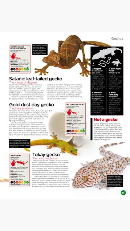 World of Animals Magazine: Wildlife and nature screenshot-4