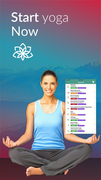 Yoga Guide Asanas Pro