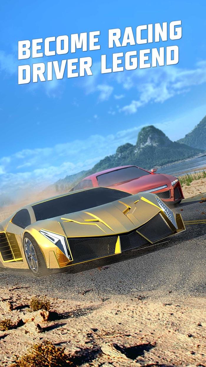 Racing 3D: Top Furious Driver Screenshot