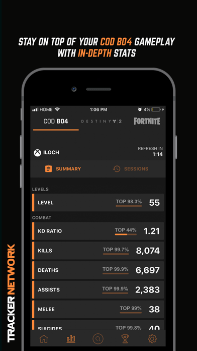 Top 10 Apps like Lacrosse Goalie Stats Tracker in 2019 for iPhone & iPad
