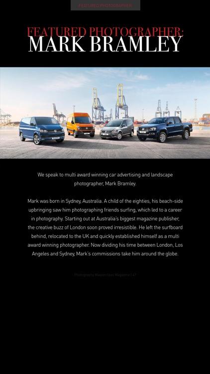 Photography Masterclass screenshot-4