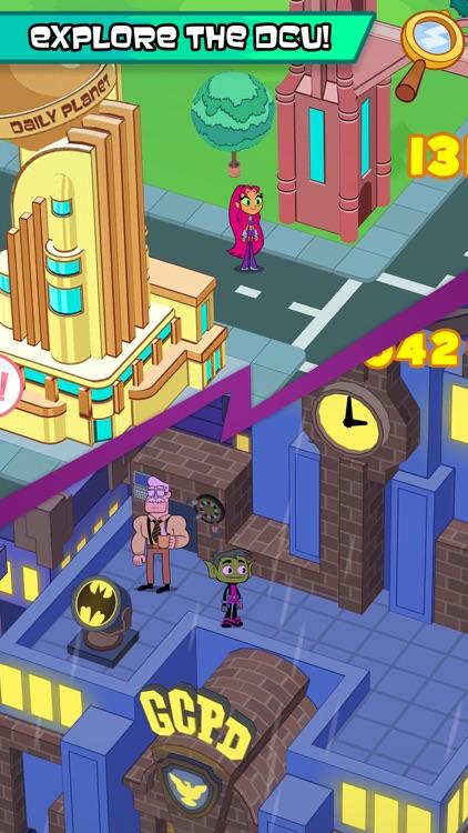 Teen Titans Go! Figure screenshot-5