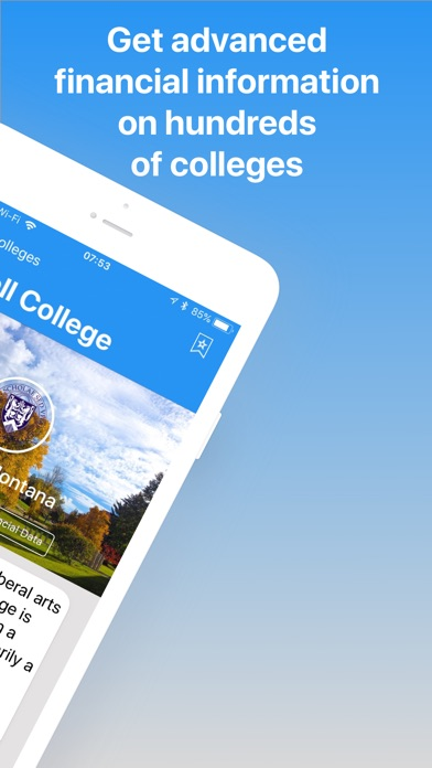 College Search - Find Colleges Screenshot