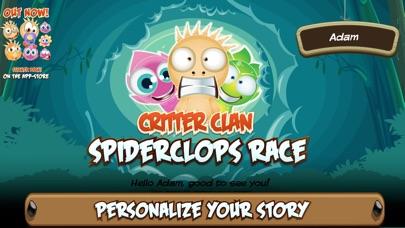 Critter Clan: Spiderclops Race Screenshots