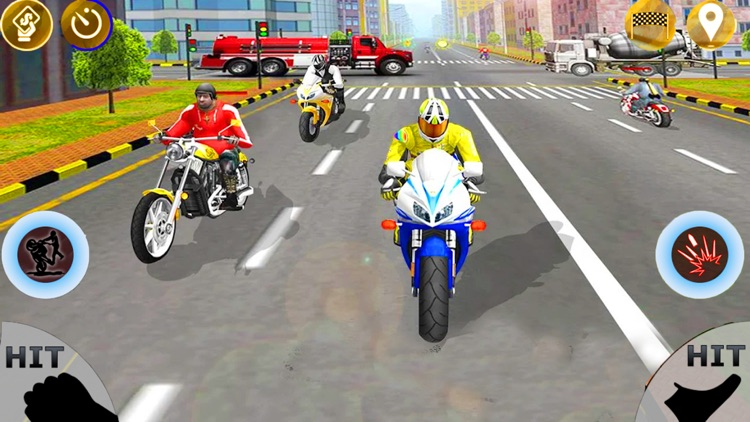 Moto Bike Attack Racing