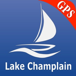 Lake Champlain Nautical Charts