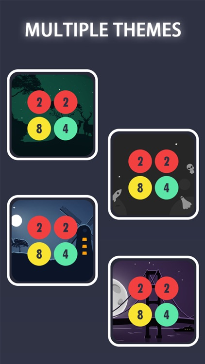 2 for 2 Dots Connect 2048 screenshot-3