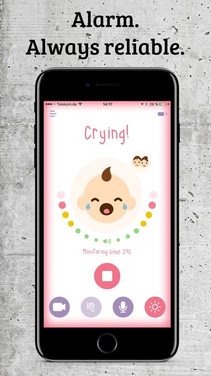 Baby Monitor Duo (VoIP) screenshot-4