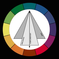 Painter S Color Wheel On The App Store