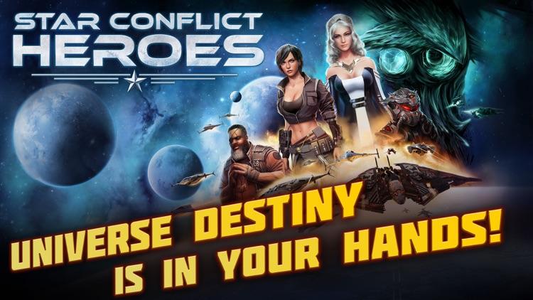 Star Conflict Heroes screenshot-4