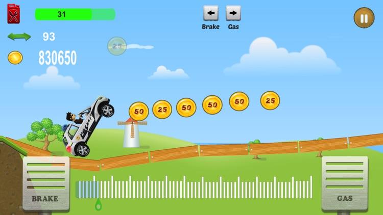 Hill Racing Car screenshot-3
