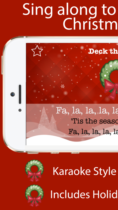 Sing Along Christmas Carols for Windows