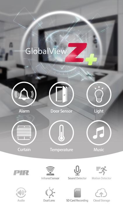 GlobalView Z+ by Plug n play IP cameras