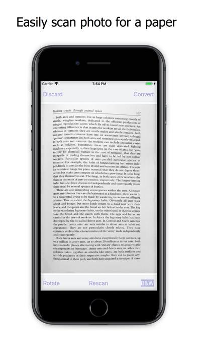 Image to Text Converter - OCRScreenshot of 2