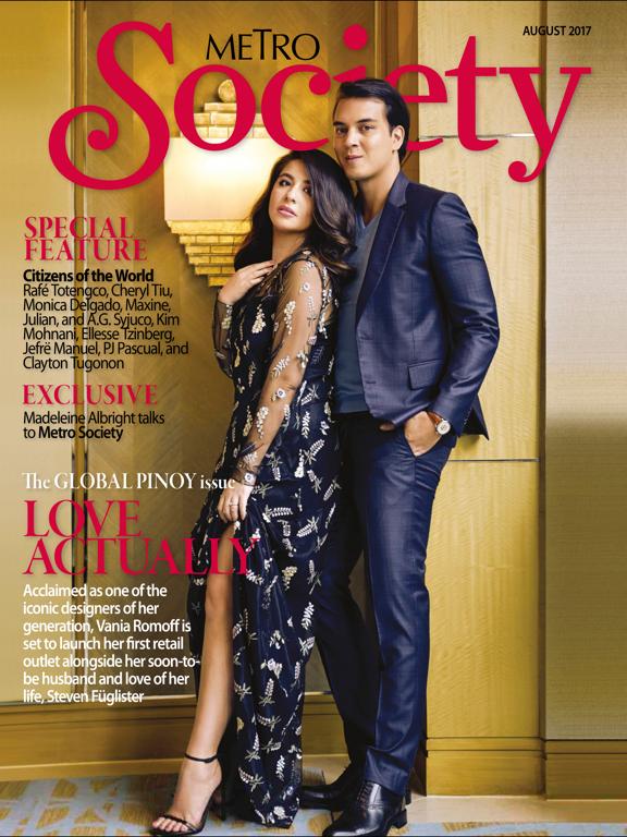 Metro Society Magazine screenshot 8