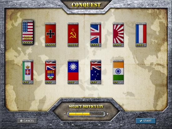 世界の覇者1945 for iPadのおすすめ画像4