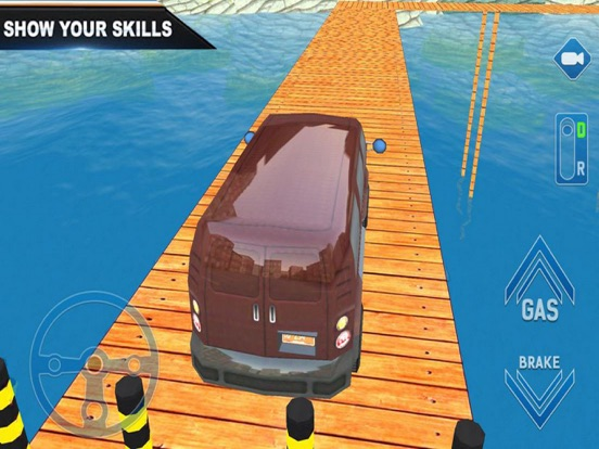 Impossible Car Parking Tracks screenshot 4