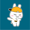 Stubborn Bunny Animated