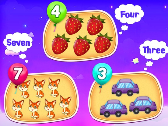 123 Counting & Tracing Numbers screenshot 6