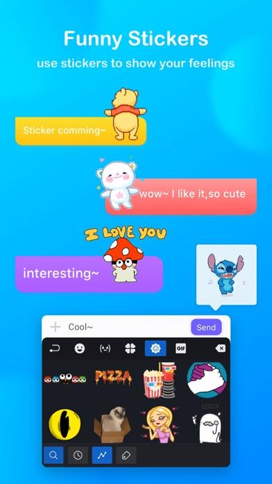 FancyKey - Keyboard Themes app image