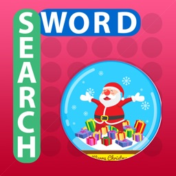 Christmas Words Search Puzzle