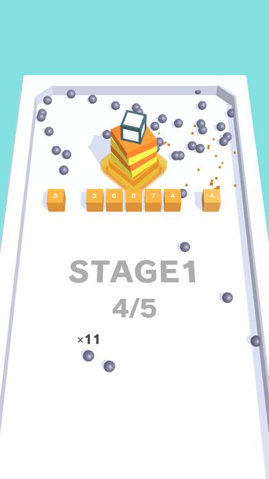 Shoot Balls 3D Screenshot