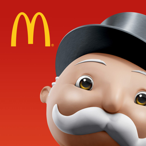Monopoly at Macca's app