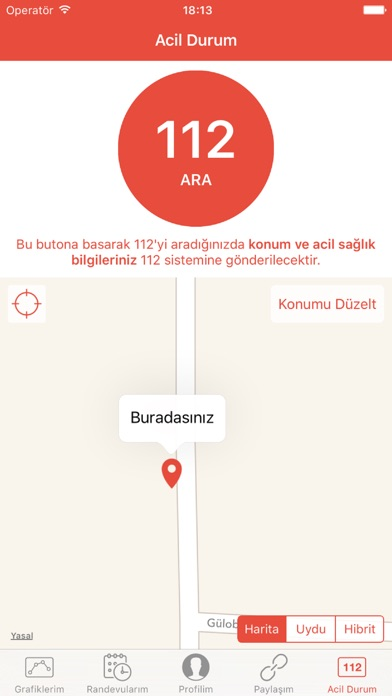Screenshot for E-Nabız in France App Store
