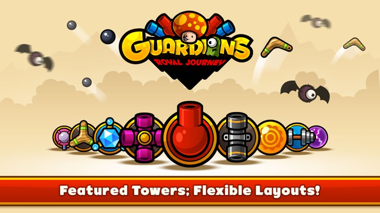Guardians: Royal Journey screenshot-0