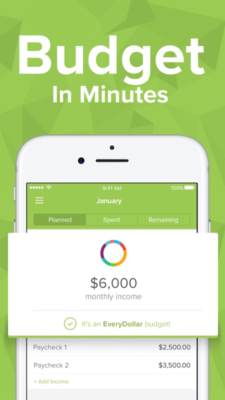 EveryDollar Easy Budgeting App - Online Game Hack and Cheat