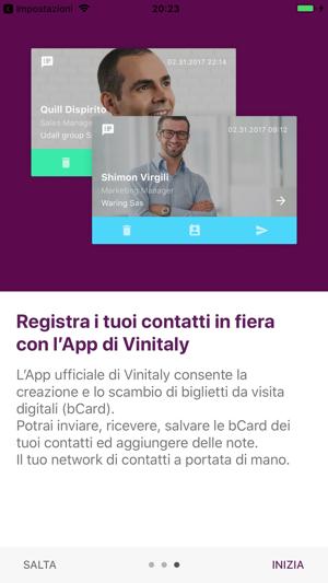 Vinitaly Screenshot