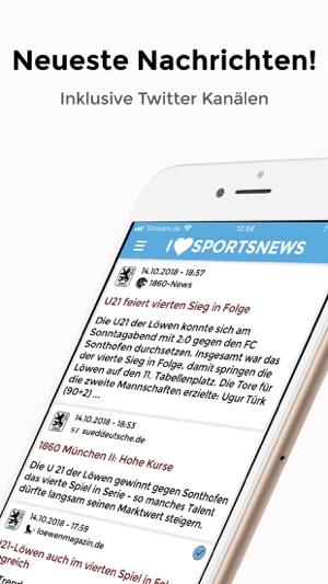 Sports News - TSV 1860 München