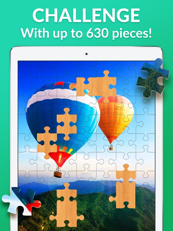 Jigsaw Puzzles for Me screenshot 8