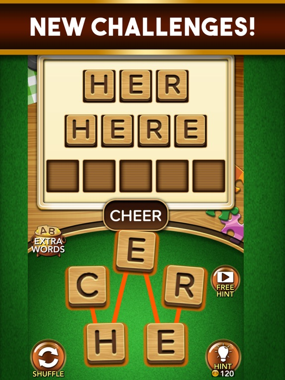 Word Collect: Word Puzzle Game screenshot 10