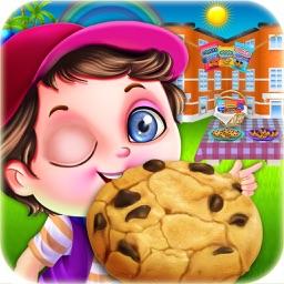 Cookies Factory - cookies game