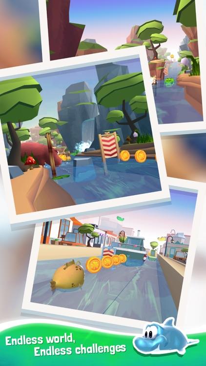 Run Fish Run screenshot-4