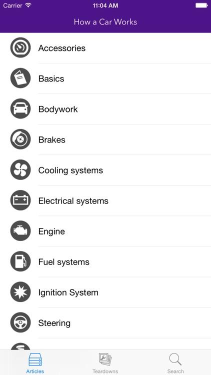 How a Car Works screenshot-4