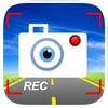Car Camera DVR - Dashboard GPS Black Box DVR