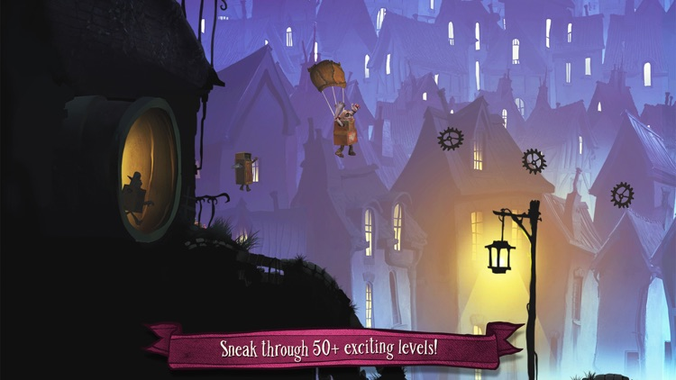 The Boxtrolls: Slide 'N' Sneak screenshot-3