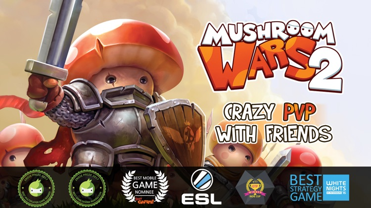 Mushroom Wars 2 – Heroic RTS screenshot-4