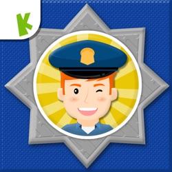 警察捉小偷-早教游戏