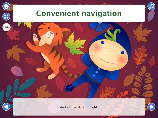Short Stories. Bedtime books screenshot 9