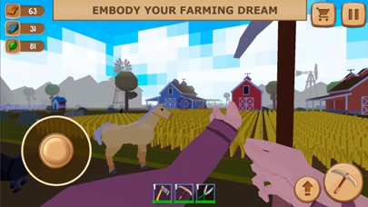 Screenshot 1 Animal Pet Farm Craft