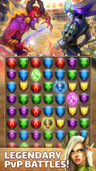 Download Empires & Puzzles: RPG Quest for Pc