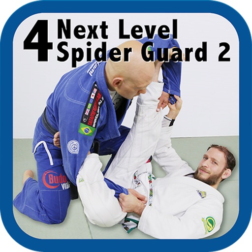 BJJ Spider Guard Vol 4